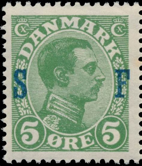 Forgeries of Danish stamps