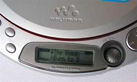 Mp3: Sony CD Walkman D-NE511 - DinSide