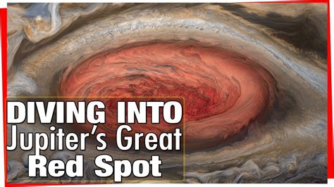 NASA: Juno Mission - Plunging Into Jupiter's Great Red