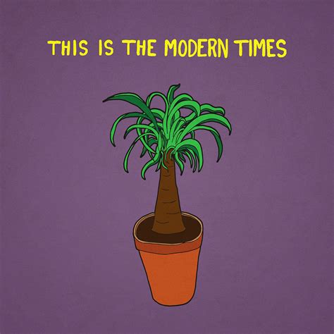 Plateanmeldelse: The Modern Times – «This is the Modern