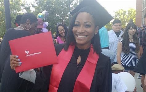 CONGRATS GRAD: Erica Dixon Graduates From University Of
