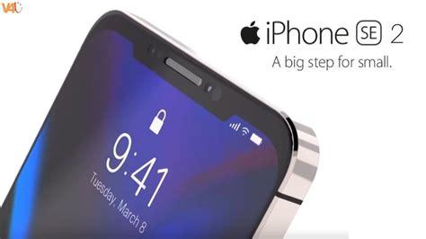 Apple iPhone SE 2 A Big Step For Small - iPhone SE2 (2020