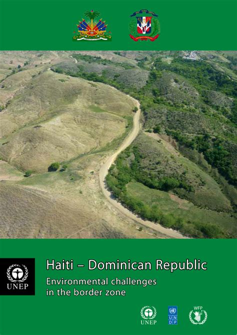 Haiti – Dominican Republic Environmental Challenges in the