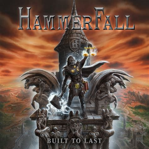 Hammerfall - Built to Last Review | Angry Metal Guy